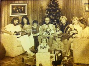 File:The Gibb Family at home.jpg