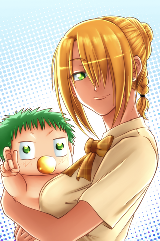 File:Beelzebub hilda and baby beel by carapau-d3db8eb.png