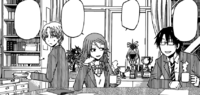 Shizuka Casually Turns Down Izuma