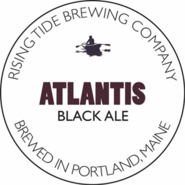 Rising Tide Atlantis Black Ale