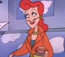 Delia Deetz Animated