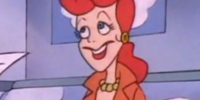 Delia Deetz Animated