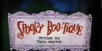 Spooky Boo-tique