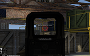 M4A1 Holographic Sight
