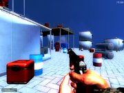 FPS Project Alpha starting point