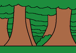 Whispy Woods Forest