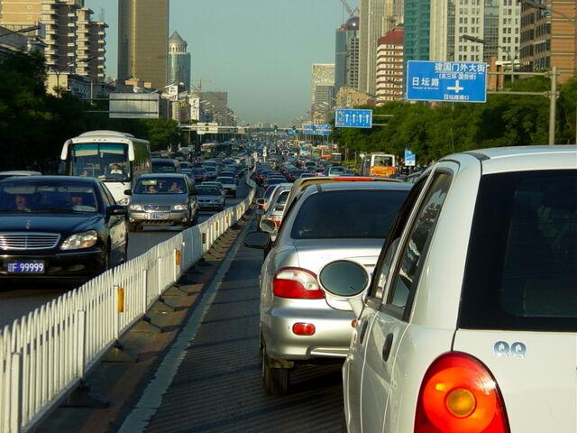 File:TrafficJamsBeijingFridayEve GFDL.jpg