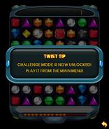 Twist Mobile Challenge Mode Unlocked