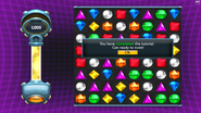 Bejeweled Twist Tutorial Complete
