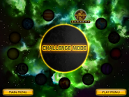 Challenge Mode Menu 3D Accel Off