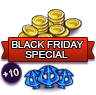 Black Friday Aquamarine Special