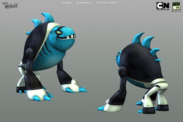 File:Articguana video game.jpg