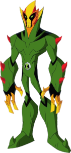 Swampfire's 2nd Puberty