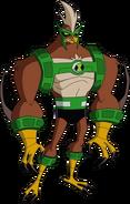 Kicken Hawk Omniverse official
