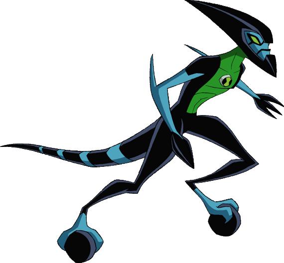 Xlr8 ben 10 wiki fandom powered by wikia - Ben 10 tous les aliens ...