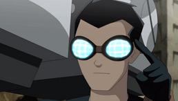 Rex glasses-Heroes United.png