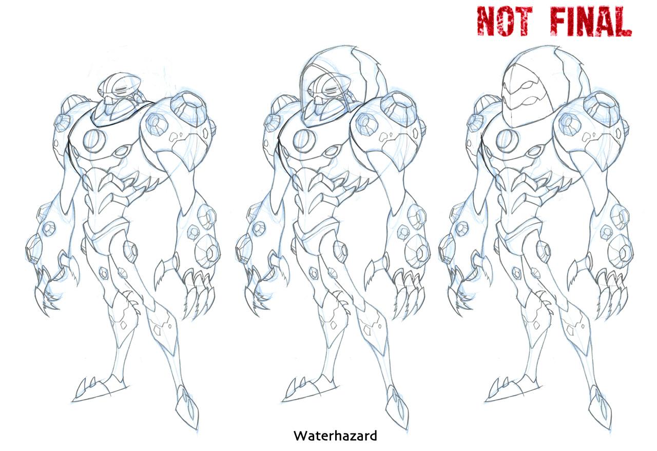 image water hazard concept art jpg ben 10 wiki fandom