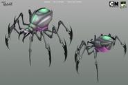 Arachnoid video game