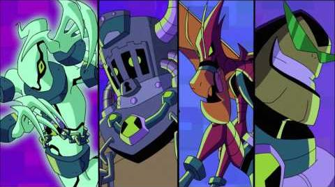 Ben 10 Omniverse Galactic Monsters Opening HD (1080p)