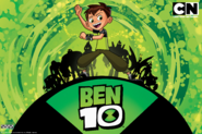Cartoon ben-10
