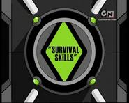 Survival Skills Logo