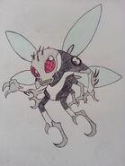 Fly guy by zigwolf-d6pmkx1