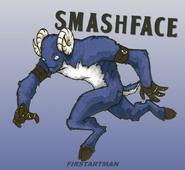 Smashface by kjmarch