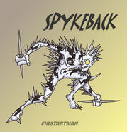 Spykeback by kjmarch