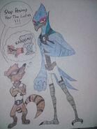 Featherweight by zigwolf-d5h0tww
