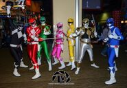 Mighty morphin power rangers by lucidvisualdesigns-d6mh0v6