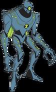 Nanomech Ultimate Alien