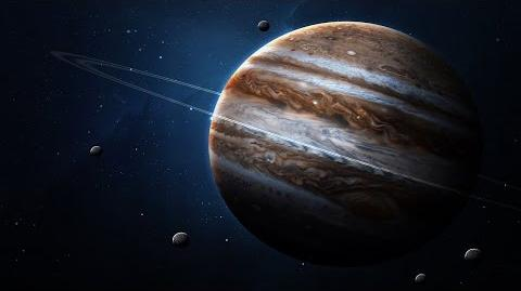 Ambient Space Music - Jupiter