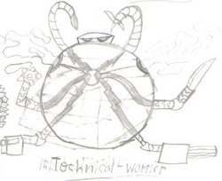 Technical Warrior