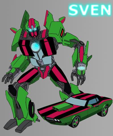 image sven the robotpng ben 10 fan fiction wiki