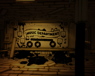 bendy and the ink machine musical