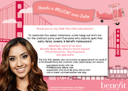 Meet And Greet With Dulce Candy Invitation