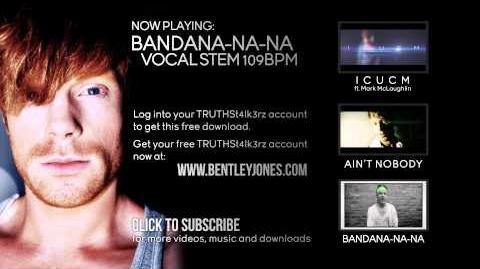 Bandana-na-na Vocal Stem Acapella (free download) - Bentley Jones