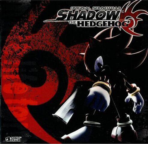File:Shadow the Hedgehog - Original Soundtrack.jpg