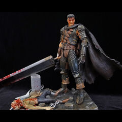 Guts with sliced apostle statue released by Art of War.
