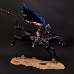 Guts on horseback statue released by Art of War.
