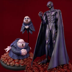 Femto with Ubik and Conrad statue released by Art of War.
