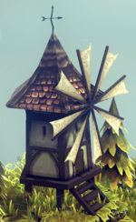 Env windmill