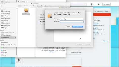 How to Install BetaTheGame on OSX