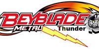 Beyblade- Metal Thunder