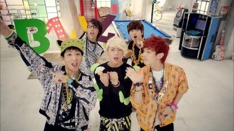 Beautiful Target -Japanese ver.- B1A4
