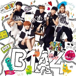 B1a4-whats-up-jap-verWhat'sHappeningJapaneseSingleB1A4