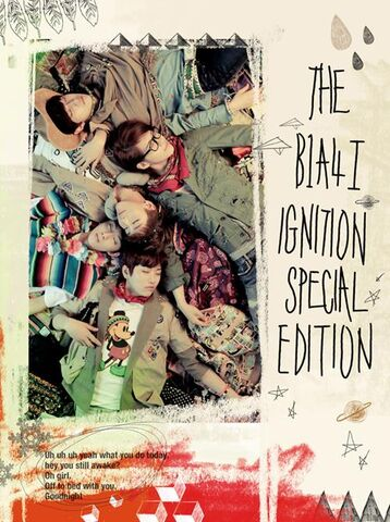 File:B1A4 album art for 1st repackage albumSPECIALEDITIONIGNITION.jpg