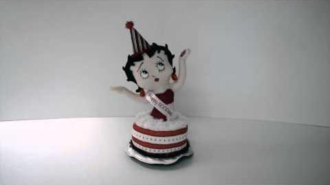 Birthday Betty Boop TM