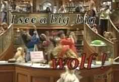 Dance Break Cry Wolf