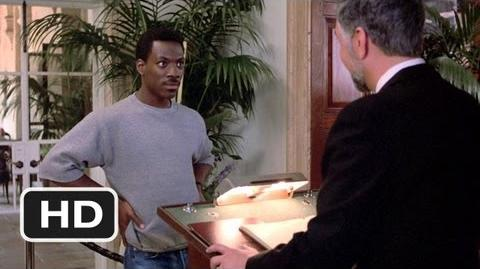 Beverly Hills Cop (8 10) Movie CLIP - A Message for Victor (1984) HD